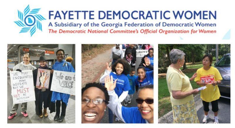 Fayette_Democratic_Women_Collage