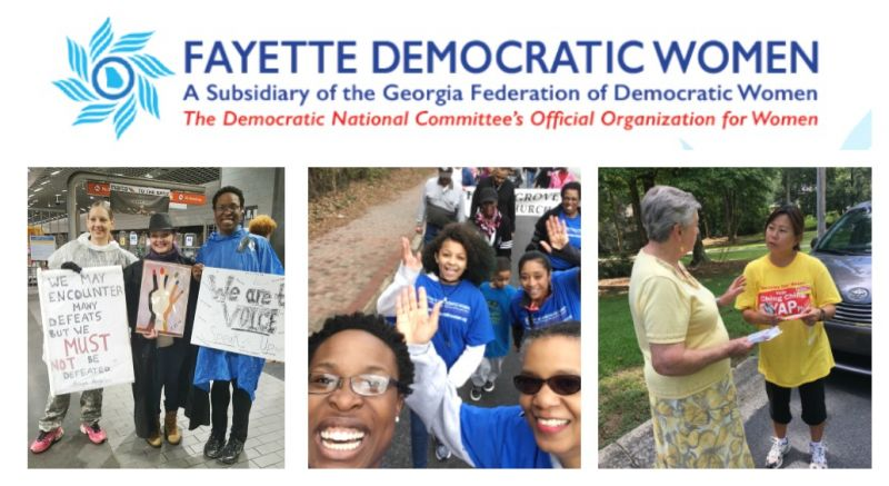 Fayette_Democratic_Women_Collage