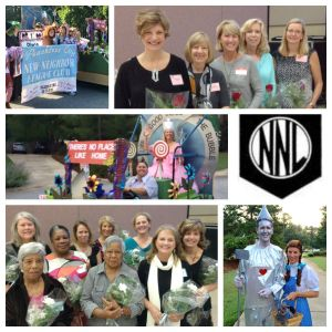 New Neighbors League Club of Peachtree City meets the first Thursday of each month at Christ Our Shepherd Lutheran Church.