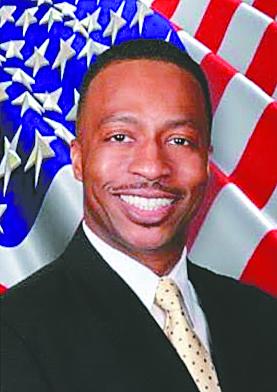 Derrick Jackson sworn in to Georgia House