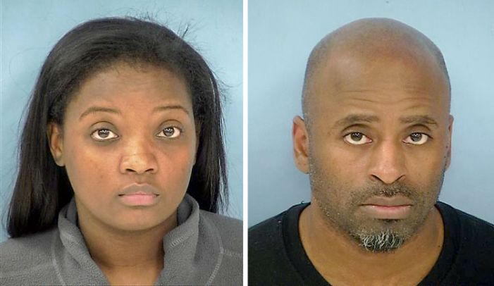 Brazen afternoon robbers caught a mile from N. Fayetteville bank