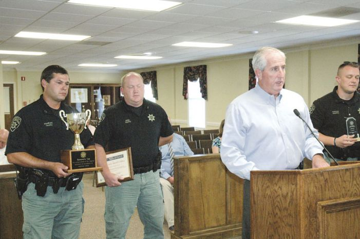 Coweta Sheriff Yeager tapped as Ga.'s top U.S. marshal by Pres. Trump