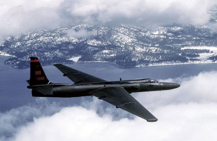 Pilot to discuss his U-2  flying experiences Saturday