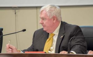 Peachtree City Councilman Terry Ernst. Photo/Ben Nelms.
