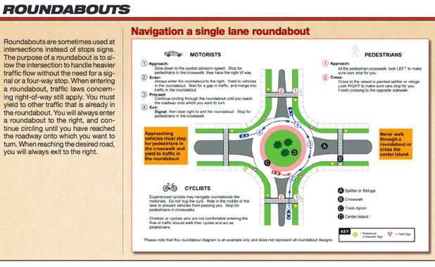 State answers some questions about Hwy. 92 South roundabouts