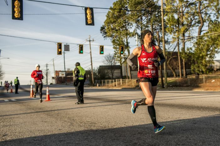 Local runner joins ATC elite group
