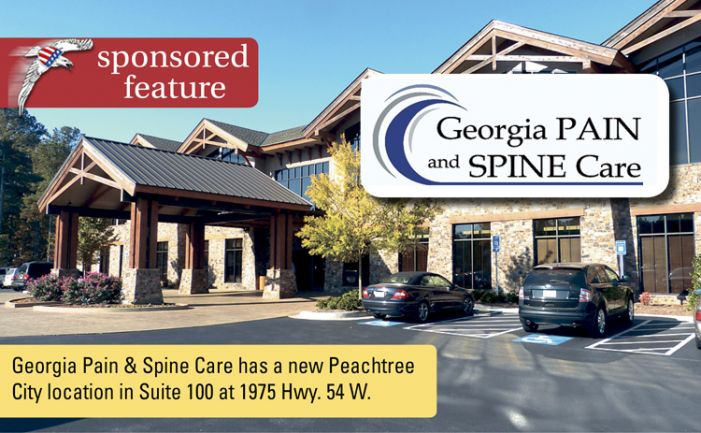 Georgia Pain and Spine Care offers unique approach to pain management