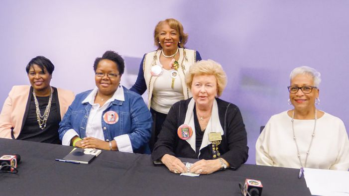 A Fayette Woman event celebrating women's successes