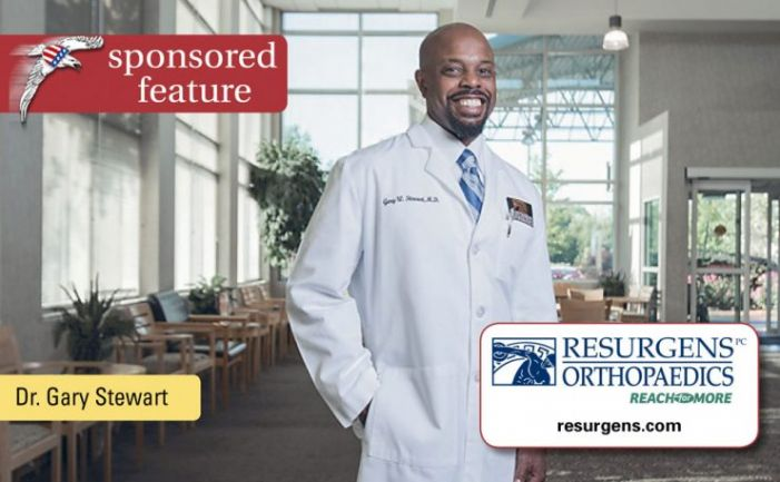 Dr. Stewart at Resurgens Orthopaedics leads way in Total Ankle Replacement surgery