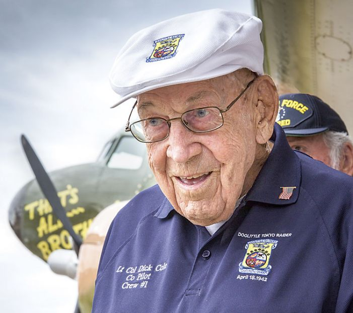 PTC's WWII Heritage Days features unique veteran locating service