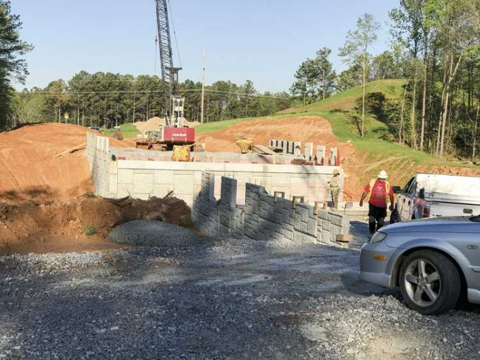 Building a bridge for 2,783 residential units