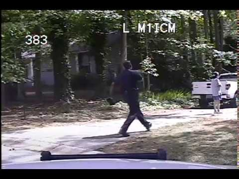 Peachtree City police release videos in Gelding Garth shooting death