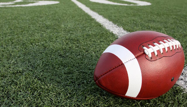 Friday night football scores (Sept. 15)