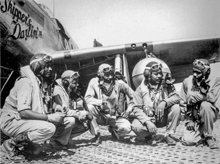 Hear the Tuskegee Airmen story Saturday