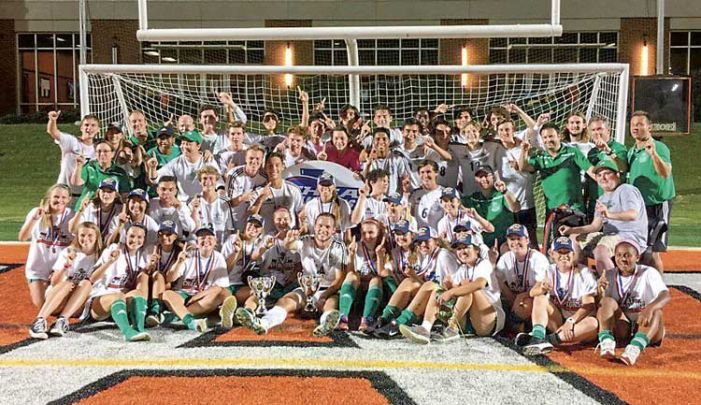 McIntosh sweeps 5-A soccer titles