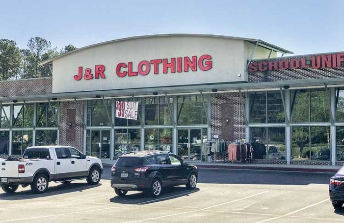 J&R Clothing plans new store closer to downtown Fayetteville