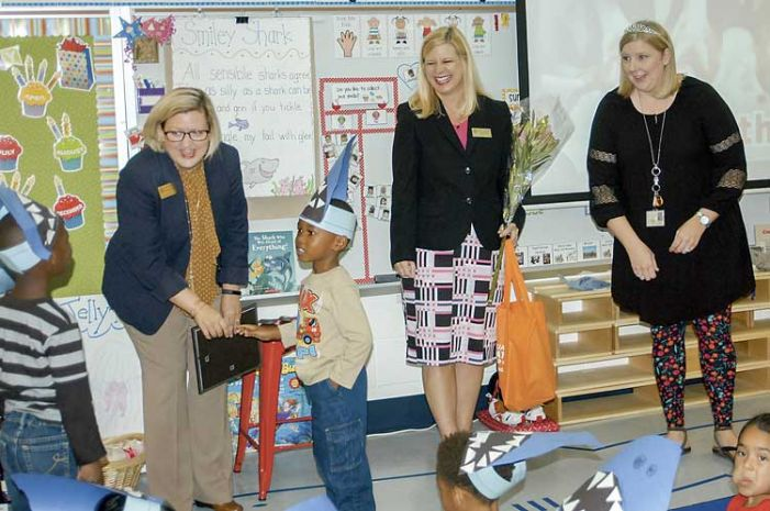 Spring Hill teacher Sanders finalist for state pre-K award