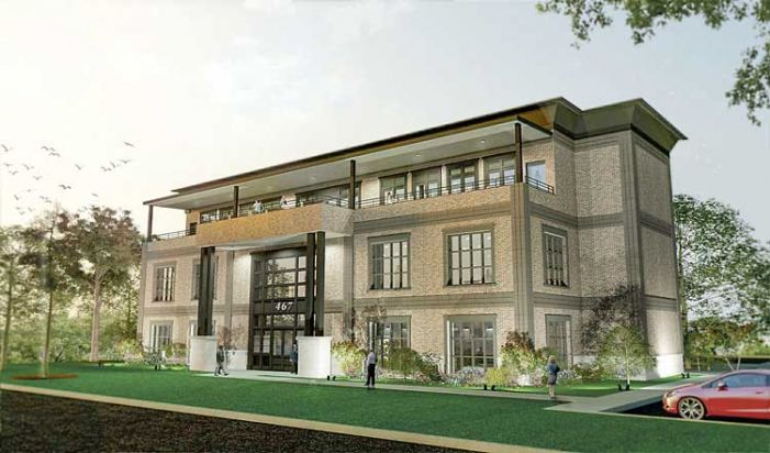 Rezoning sought for offices next to Pinewood Forrest