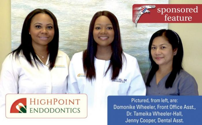 Dr. Wheeler-Hall opens HighPoint Endodontics in Newnan