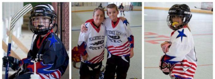 Inline hockey intro session June 29