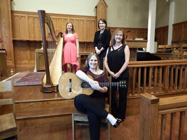 All Saints Anglican schedules free concert  June 21