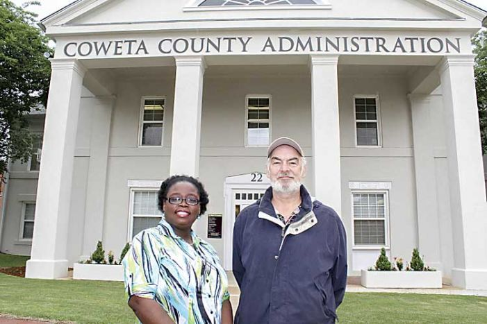 Coweta County employees pleased with payroll deduction partnership with Coweta Community Foundation