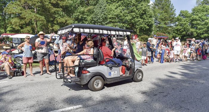 Coweta, Fayette ready for festive July 4