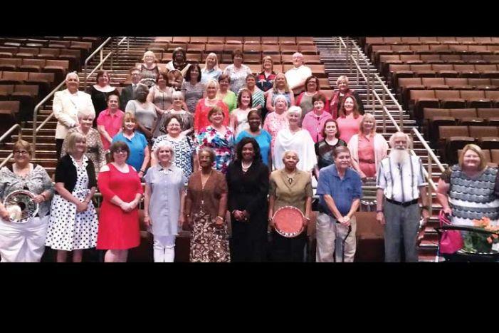 Coweta honors school system retirees