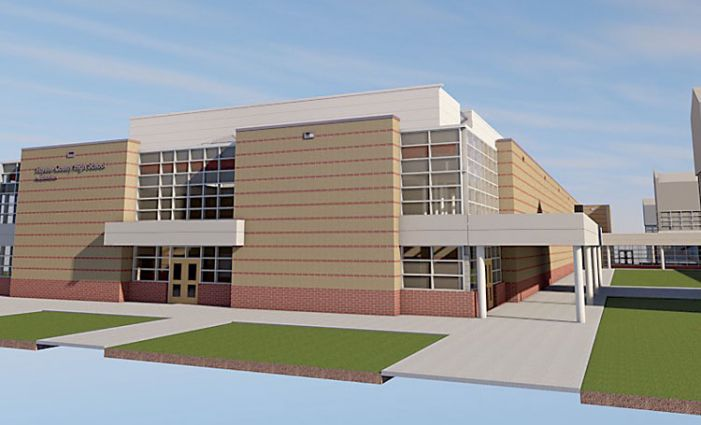 Fayette County High School to get new auditorium