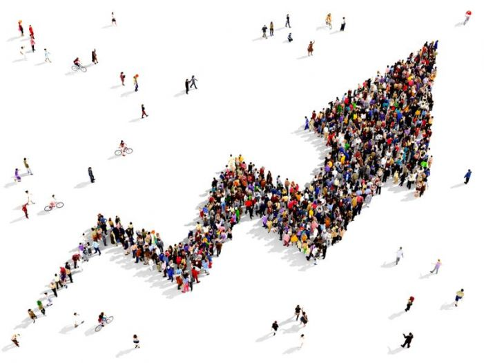 Fayette, Coweta see population uptick