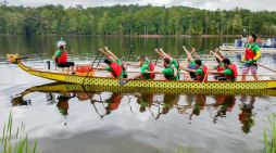 Dragon boat practice returns July 15