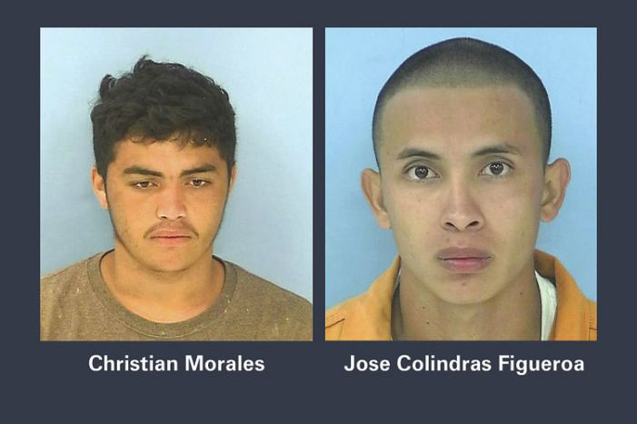 2 area men charged with molesting underage child