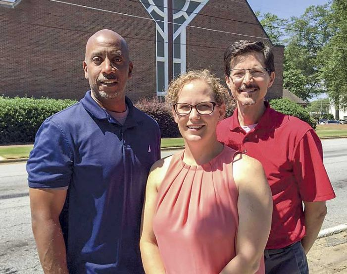 FFUMC welcomes new ministers