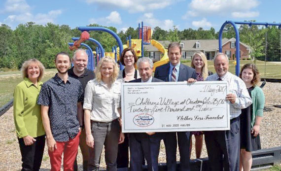Christian City gets generous donation