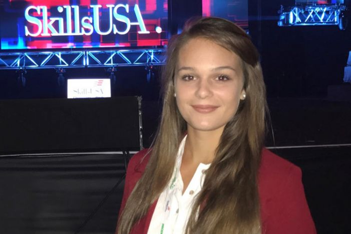 Coweta student has good showing at nationals