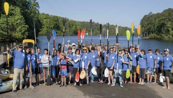 Volunteers sought for clean-up of Lake McIntosh