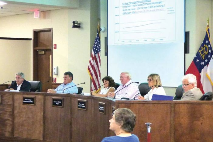 PTC looks at 4% budget increase, quarter mill tax rate drop