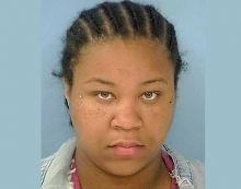 Road rager pulls pink pistol, cops cuff her