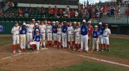 Little Leaguers finish second in regional