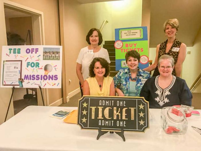 First Presbyterian in PTC to host 'Golf Fore Missions'