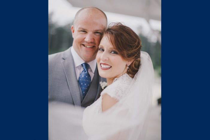 Farrington-Mills wedding