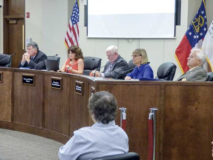 On Peachtree City agenda: Rolling back tax increase, curbing sewer system expansions