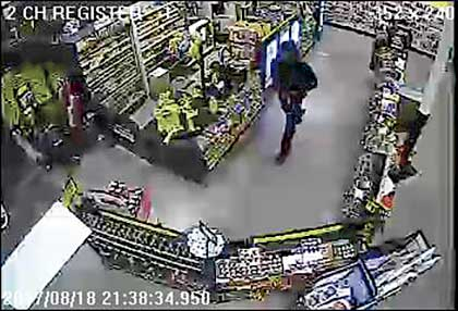 Fayetteville Dollar General held up, armed robber escapes