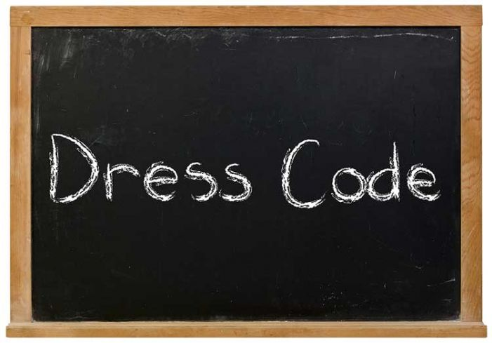 Parent-student dialogue in the forecast: New school dress code rules ahead