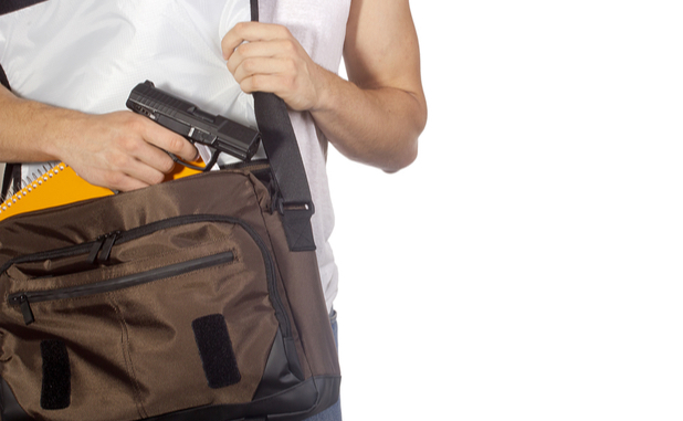Concealed carry on Fayette college campuses: No-go on 2, partial on 1
