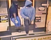 Armed robbers sought by Fayetteville police