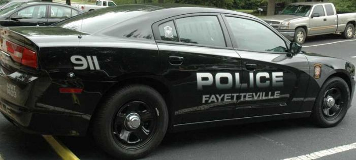 Fayetteville cops deliver food to those without power in wake of tropical storm