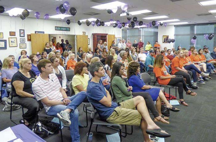 Fayette, Coweta residents seek answers to opioid crisis