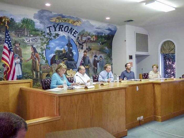 Tyrone mural gets a 3-to-1 reprieve