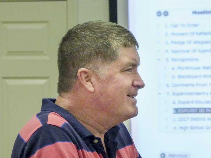 Fayette E-SPLOST advocate briefs BoE